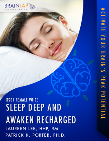BS01 - Sleep Deep and Awaken Recharged - Female Voice