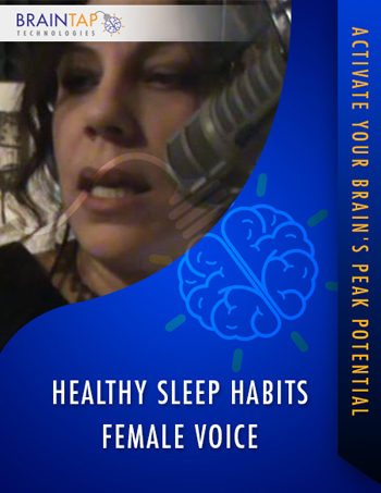 Healthy Sleep Habits - Female Voice