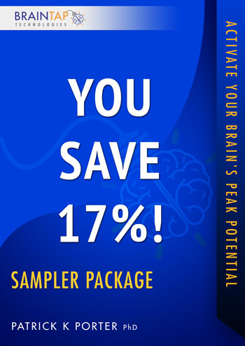 Sampler Package - 8 Credits - 17% Savings!