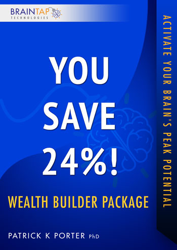 Wealth Builder Package - 17 Credits - 24% Savings!