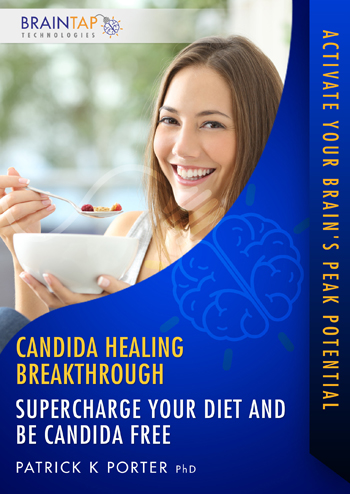 CHB03 - Supercharge Your Diet and be Candida Free