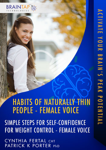 CVRWL02 - Simple Steps for Self-Confidence for Weight Control - Female Voice
