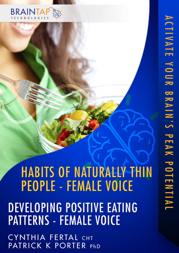 CVRWL07 - Developing Positive Eating Patterns - Female Voice