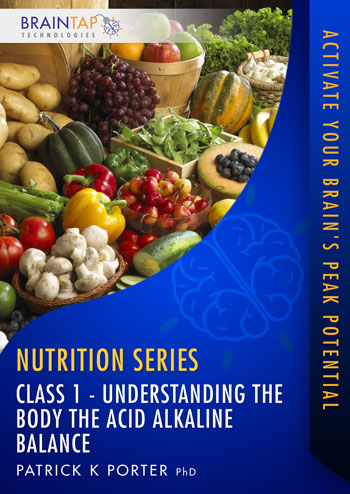 FFF Class01 - Understanding the Body The Acid Alkaline Balance