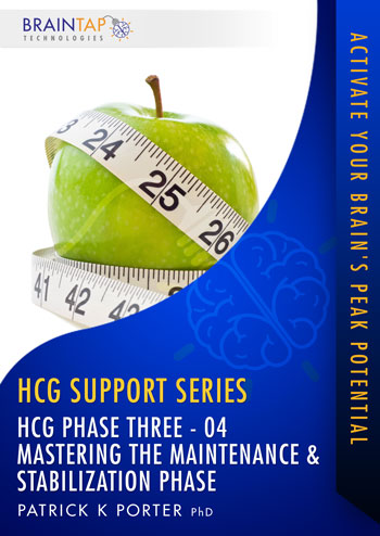 HCG-Phase3 - Mastering the Maintenance and Stabilization Phase