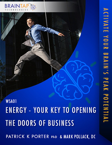 WSA01 - Energy - Your Key to Opening the Doors of Business