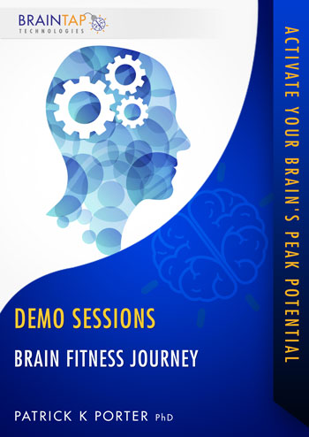 BrainTap Demo 01 Brain Fitness Journey