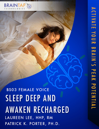 BS03 - Making Peace with Your Body for Deep Restful Sleep - Female Voice