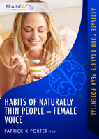Habits of Naturally Thin People - Female Voice