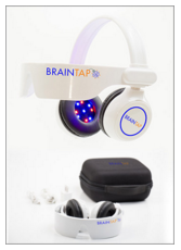 BrainTap Headset Bluetooth (Retail)