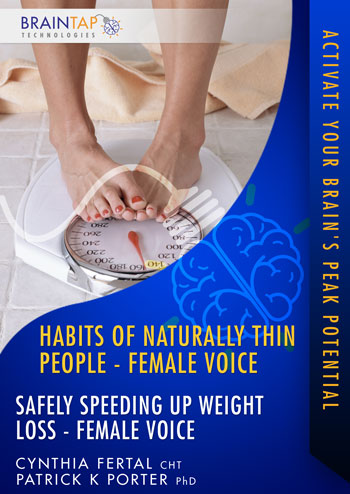 CVRWL01 - Safely Speeding Up Weight Loss - Female Voice