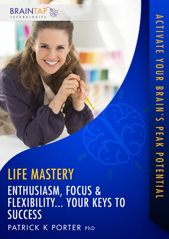 LM08 - Enthusiasm, Focus and Flexibility... Your Keys To Success