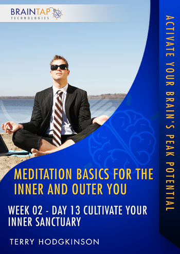 MBIOY13 - Week02 Day13 Cultivate Your Inner Sanctuary