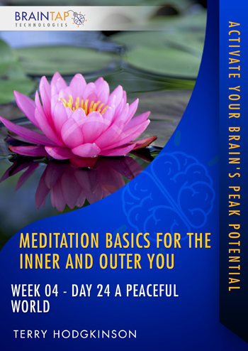MBIOY24 - Week04 Day24 A Peaceful World
