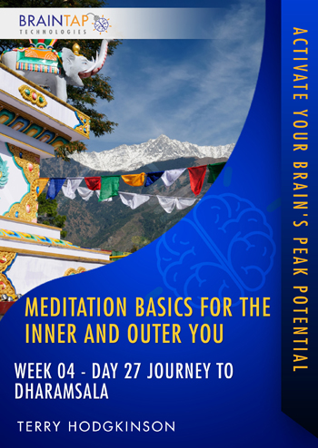MBIOY27 - Week04 Day 27 Journey to Dharamsala