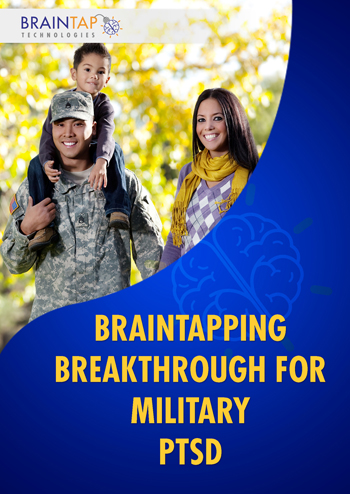 Braintap Breakthrough For Military PTSD
